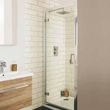 Inward Opening Shower Door Shower Doors Alcove Glass Shower Door