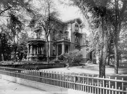 Oregon House by H W Corbett House Sw 5th And Sw Yamhill Portland Oregon