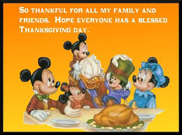 so thankful for all my family and friends thanksgiving happy