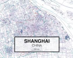 Shanghai China Map by Shanghai China Download Cad Map City In Dwg Ready To Use In