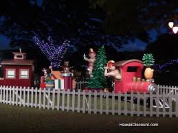 Christmas Lights Festival by The Honolulu City Lights Festival Is The Thing To See On Oahu