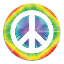 peace sign cutout partycheap