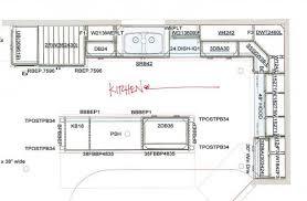 design your own kitchen floor plan kitchen and decor