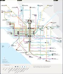melbourne tram map melbourne ooi travel guide