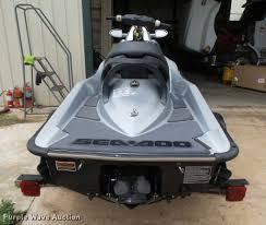 2008 sea doo rxt255 jet ski item db2591 sold july 5 veh