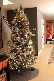 seasonal style a very colorful christmas home tour blue i style