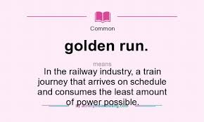 What Does The Phrase Iron Curtain Mean What Does Golden Run Mean Definition Of Golden Run Golden