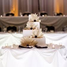 art deco wedding cakes