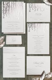 customized wedding invitations 21 gorgeous gold foil printed wedding invitations lavender
