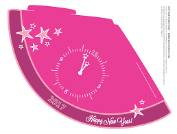 make new year u0027s eve party hats free printable template