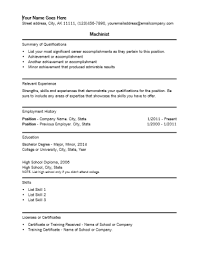 Machinist Resume Samples by Cnc Operator Resume 26042017 Cnc Operator Resume Cnc Machinist