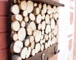 tree branch rack etsy