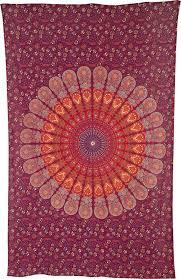 amazon com luna bazaar anita bohemian mandala tapestry wall