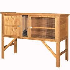 the hutch company dundee rabbit hutch large on sale free uk delivery