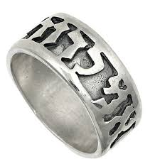 wedding rings for him and 2 pcs sterling silver ani le dodi spiritual wedding rings for him