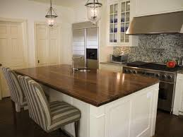 making kitchen island wood countertops chrome kitchen faucet brown wood kitchen cabinet