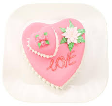 valentines day cake pictures lovetoknow