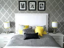 chambre a coucher gris et chambre jaune et gris best chambre a coucher gris et jaune images