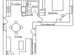 apartments house plans with pool in middle furniture plan view