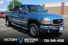2007 gmc sierra 2500hd classi sle1 victory motors of colorado