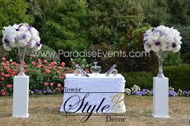 wedding altar flowers wedding flowers vancouver bouquet altar centerpiece
