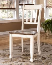 Marlo Furniture Liquidation Center by Signature Design By Ashley Whitesburg Dining Room Side Chair W