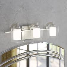 Modern Bathroom Light Fixtures Modern Vanity Lighting You U0027ll Love Wayfair