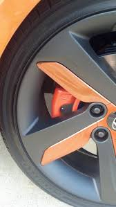 how to paint your brake calipers