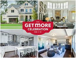 Beazer Home Design Center Indianapolis Get More And Celebrate A New Beazer Home In February