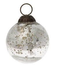 vintage mercury glass ornaments mercury glass vintage