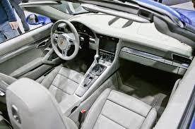 Porsche 911 Automatic - 2014 porsche 911 targa first look motor trend