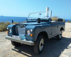 land rover pickup for sale spanish diesel 1977 land rover santana 88 bring a trailer