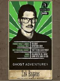 ghost adventures see all of the colorful trading cards ghost