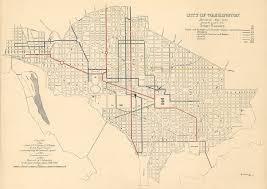 Washington Dc Transit Map by 1880 Washington Dc U2013 Large Cameron Booth
