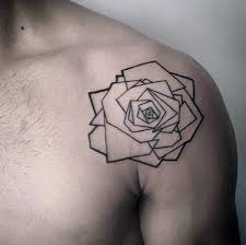 40 geometric designs for flower ink ideas