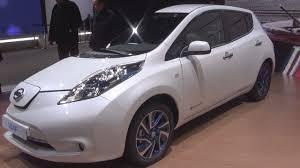 nissan leaf ad nissan leaf half car 2017 exterior and interior youtube