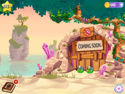 woot angry birds stella completed episode 3 caves coming