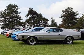 1972 mustang mach 1 value auction results and data for 1972 ford mustang mecum monterey