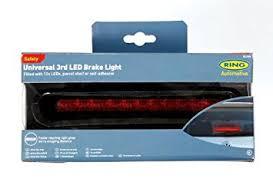 3rd brake light led ring ring automotive rl098 12 led high level brake light amazon co uk