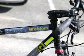 weldom siege adeo encourage ses collaborateurs à venir à vélo en participant à