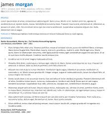 resume template microsoft word free microsoft word resume templates to help you land your
