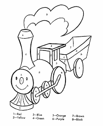 printable coloring pages to learn colors color by number coloring page learn to color by following the
