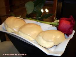la cuisine de nathalie la cuisine de nathalie galettes blanche glaçage sucre à la crème de