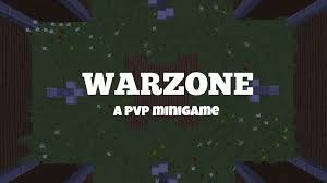 warzone maps warzone map for minecraft 1 8 8 minecraftsix