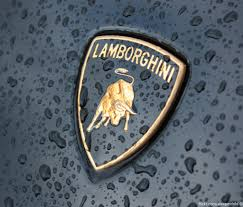 lamborghini logo lamborghini badge in rain alex penfold flickr