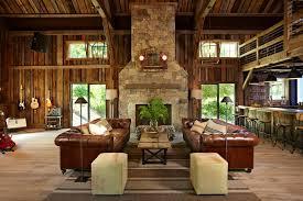 pole barn homes interior barn house decor completure co