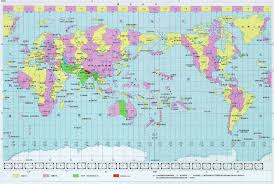 Pin World Map by Time World Map Roundtripticket Me