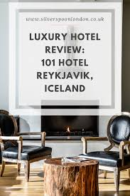 the midnight sun and a stay at 101 hotel reykjavik iceland