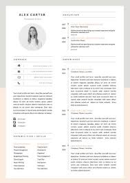 modern resume layout 2016 graphic design resume sle writing guide rg resume sles for