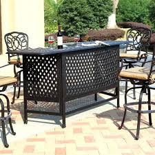 bar style patio set myforeverhea com